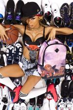 SPRAYGROUND×BOOTY LOOKBOOK  2013HOLIDAY BABY J
