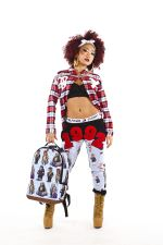 SPRAYGROUND×BOOTY LOOKBOOK 2013HOLIDAY