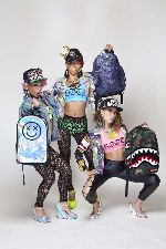 SPRAYGROUND×BOOTY LOOKBOOK 4